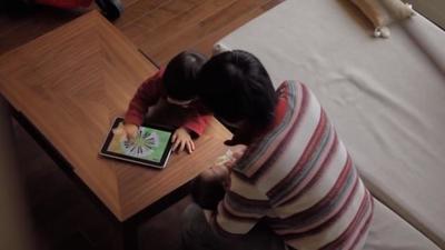 El 34% de los niños ya tienen un tablet para su uso en el hogar