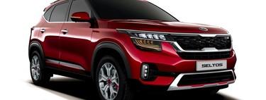 El KIA Seltos es un nuevo SUV global que podría llegar a México este año