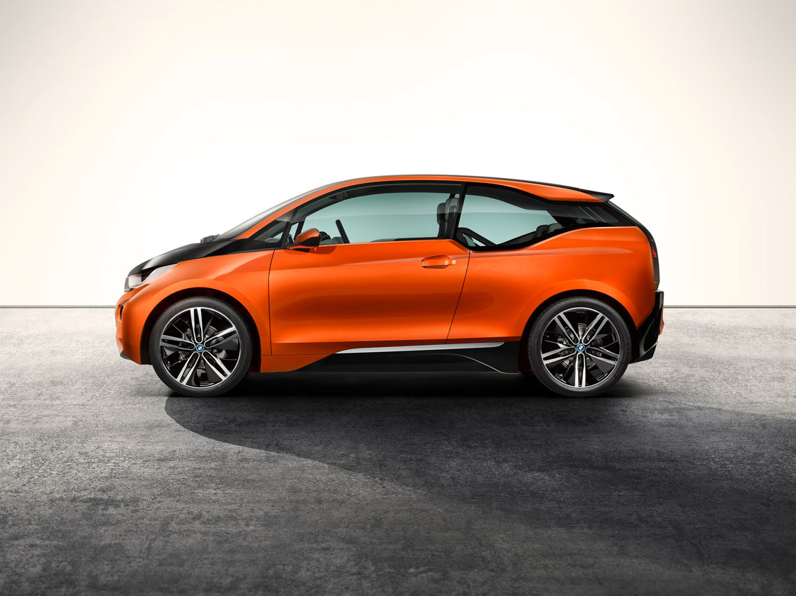Foto de BMW i3 Concept Coupé (5/25)