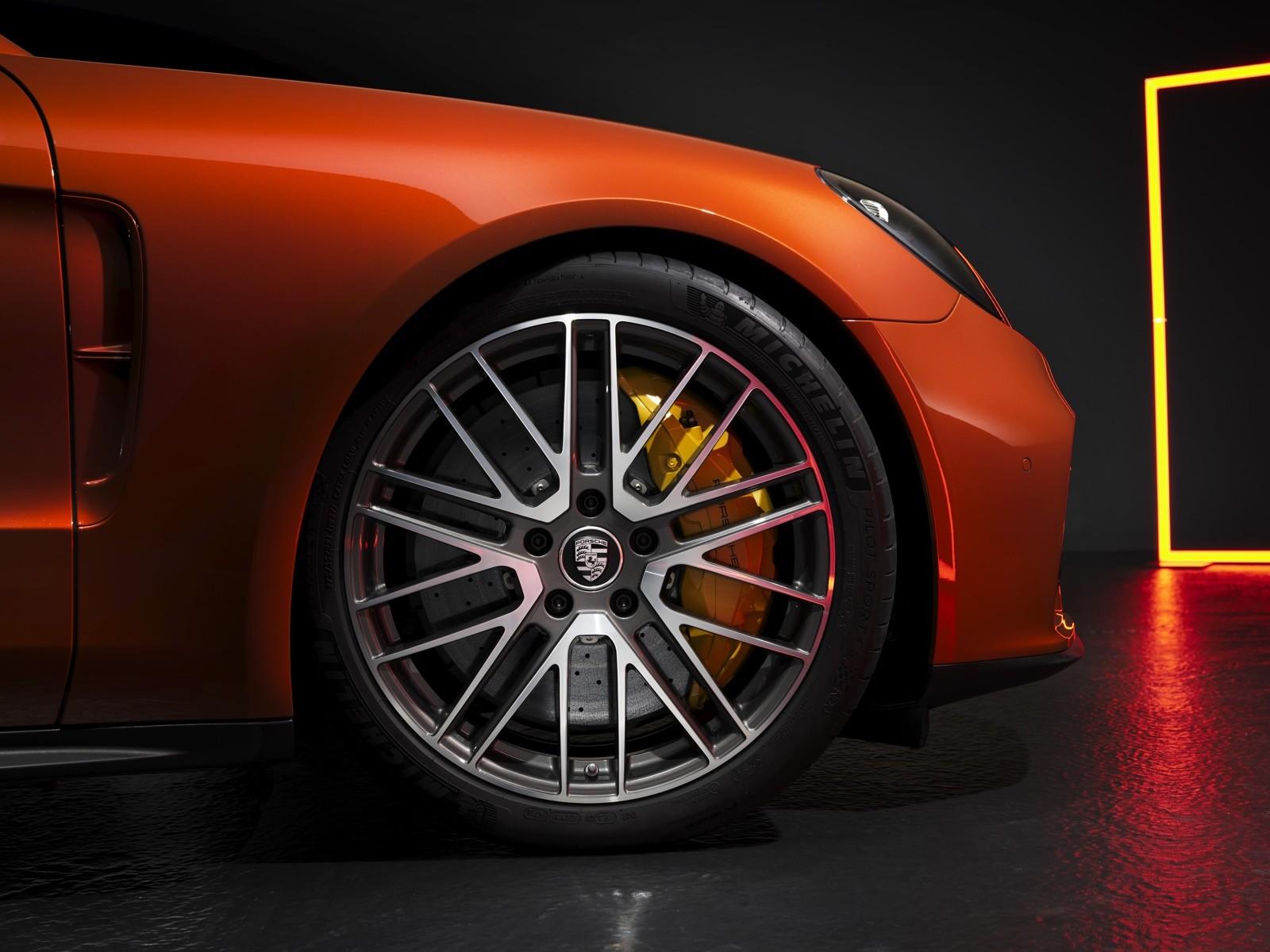 Foto de Porsche Panamera 2021 (4/57)