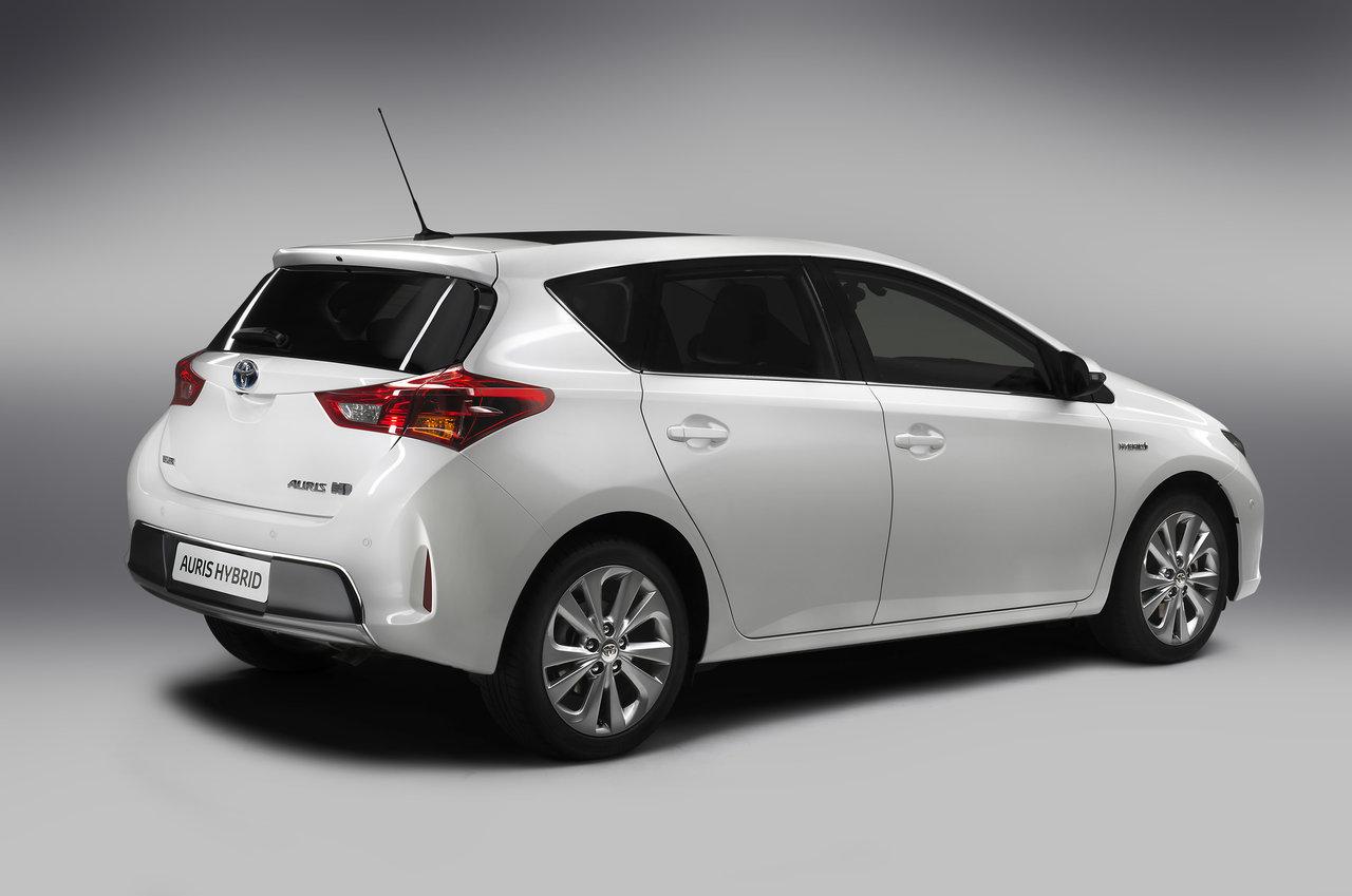 Foto de Toyota Auris Híbrido 2013 (5/8)