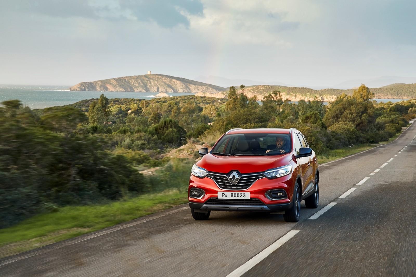Foto de Renault Kadjar 2019 (11/98)