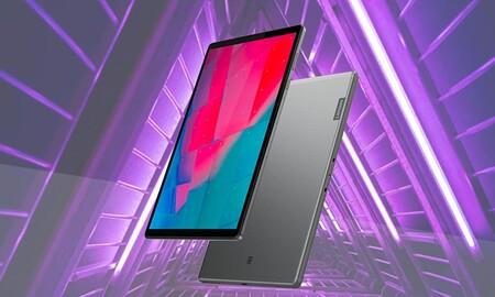El regalo ideal para San Valentín puede ser esta tableta de Lenovo. El Corte Inglés te deja la Tab M10 Plus por sólo 159,20 euros