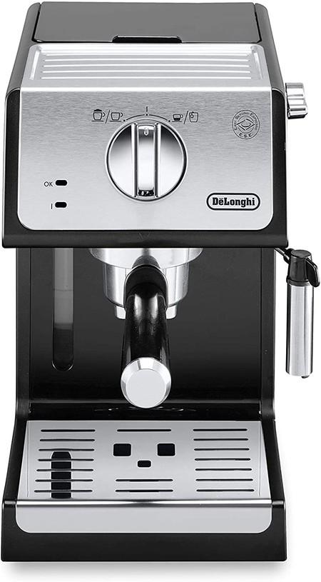 Sistema De Cappuccino Ajustable Dos Niveles De Espuma Cremosa O Leche Caliente La Boquilla Tiene 360o De Movilidad