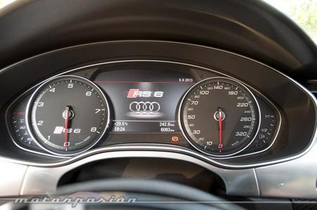 Audi RS 6 Avant cuadro