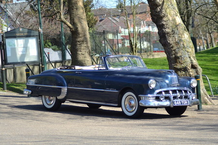 Subastan un Pontiac Chieftain que perteneció a Keith Richards