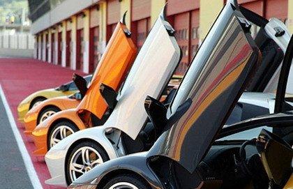 Lamborghini Murcielago LP640 de todos los sabores