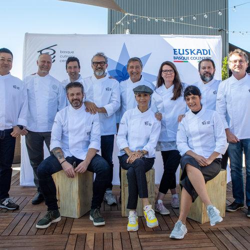 El chef mexicano Enrique Olvera será jurado de la 5ª edición del Basque Culinary World Prize, calificado como el Nobel gastronómico