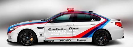 BMW M6 Gran Coupé, Safety Car de MotoGP 2013