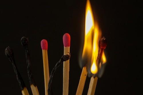 Cuando un empleado está quemado es un problema organizacional