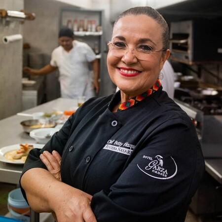Masterchef Mexico Conoce Quien Es La Chef Betty Vazquez Cocina