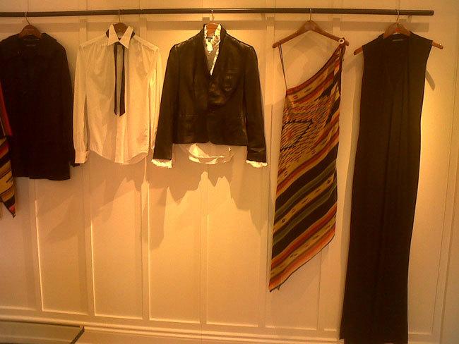 Foto de Avance Ralph Lauren Primavera-Verano 2012: mezcla de tendencias (8/18)