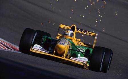 Gran Premio de Bélgica 1992: Michael Schumacher, primera de noventa y una victorias