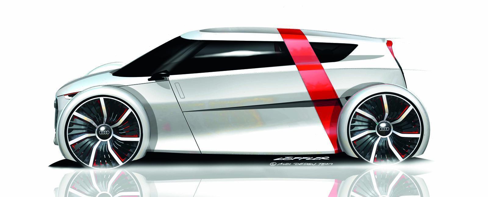 Foto de Audi Urban Concept (17/17)