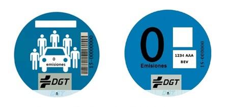 La DGT tiene dos etiquetas CERO distintas: por qué y para qué se usa cada una de ellas