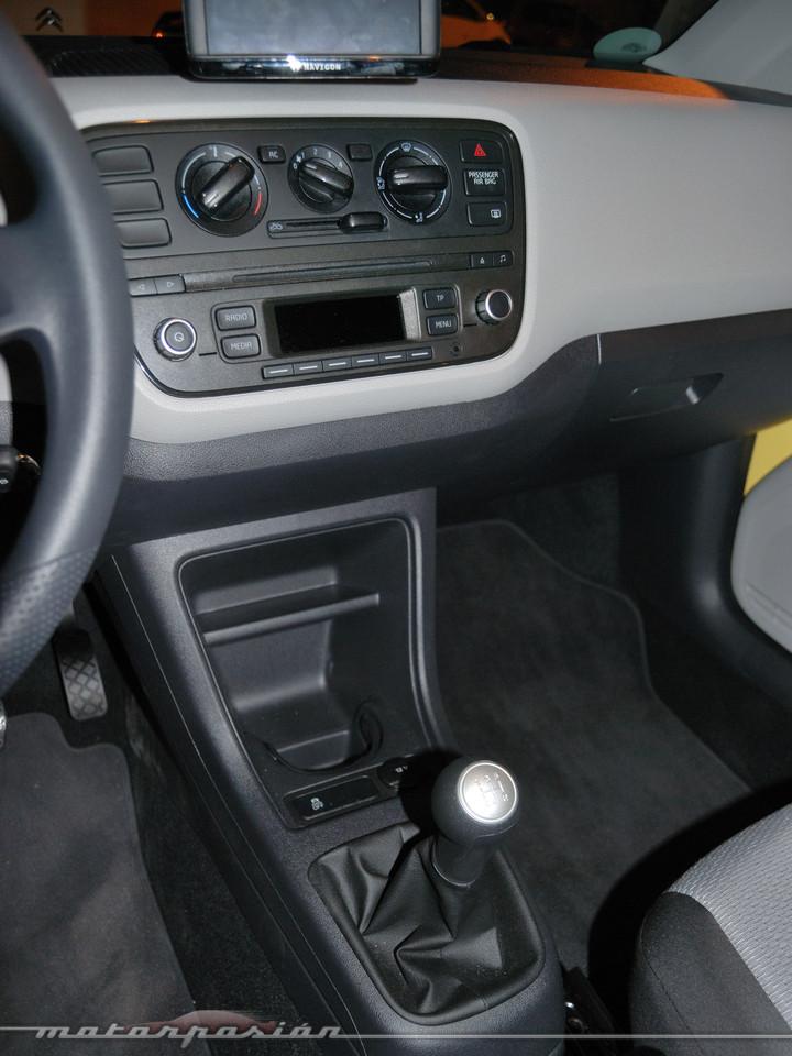Foto de SEAT Mii (prueba) (59/63)