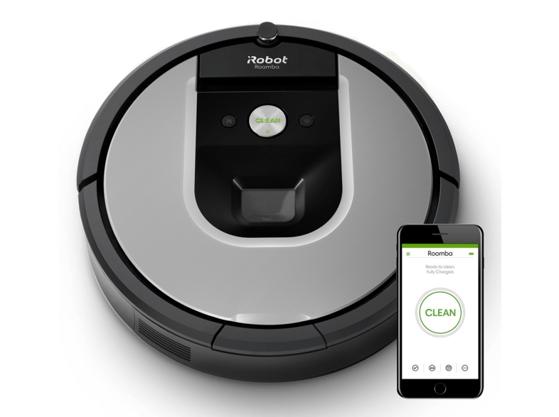 Robot aspirador iRobot Roomba 965