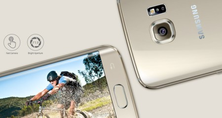 Camara Galaxy S6