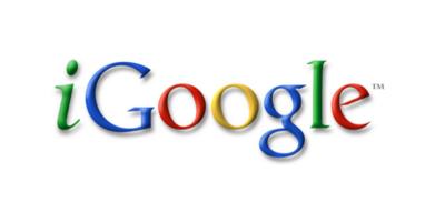 DEP iGoogle: la página de inicio ya es cosa del pasado