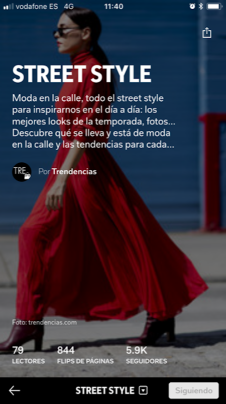 Revista Trendencias Flipboard 8