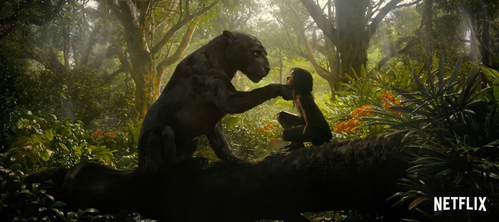The new and epic trailer for 'Mowgli: The legend of the forest' announces the date of the premiere on Netflix