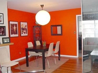 Una habitación.... ¿en rojo?