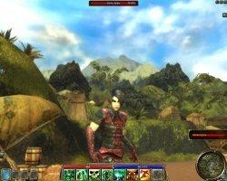Nueva ampliación del mundo de GuildWars