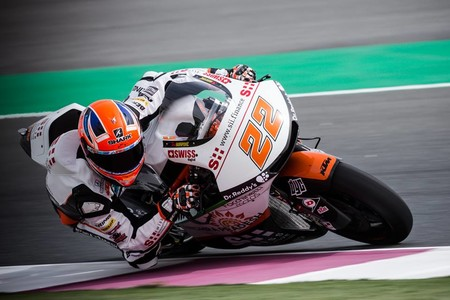 Sam Lowes Gp Catar Moto2 2018