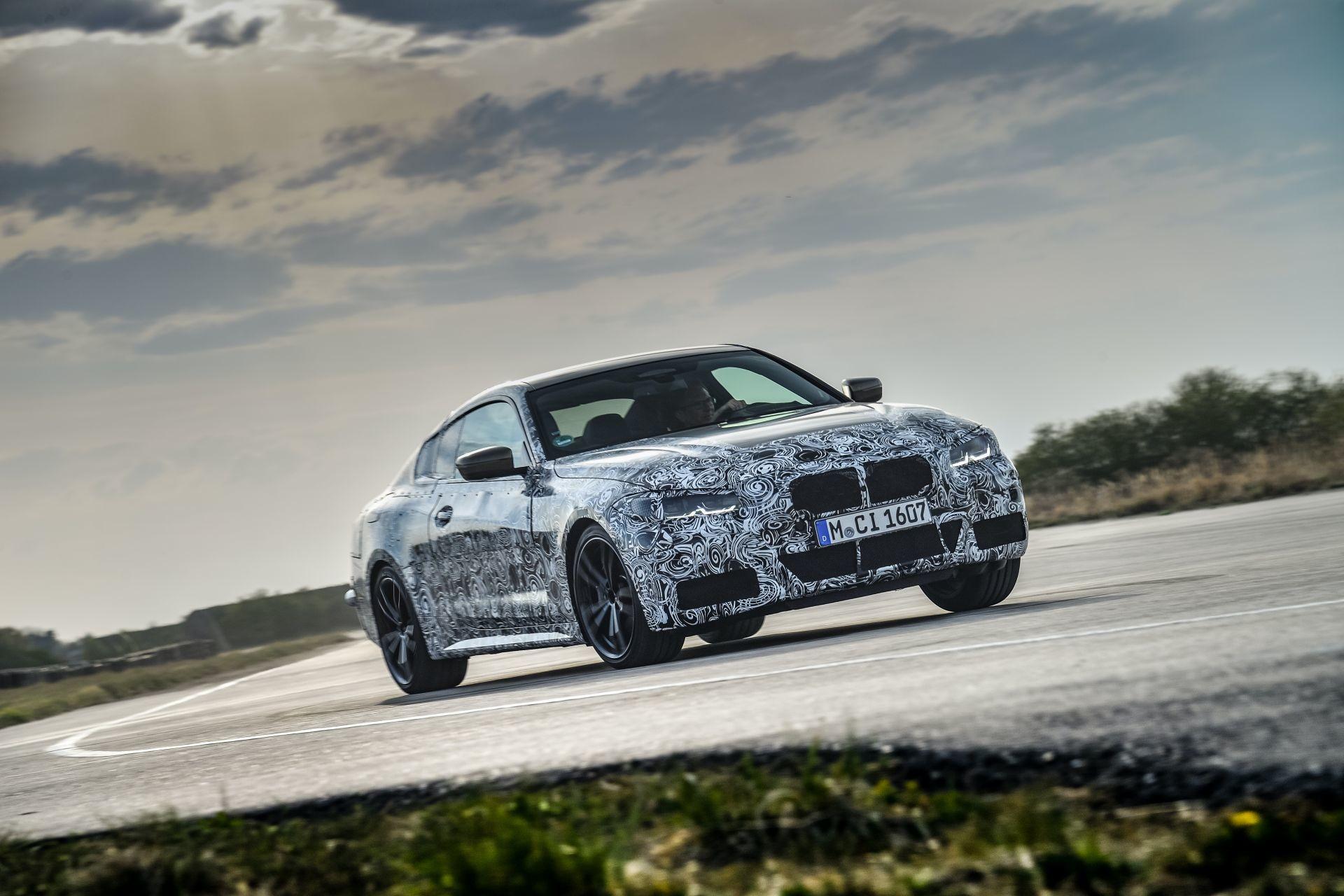 Foto de BMW Serie 4 2021 (fotos espía) (5/38)