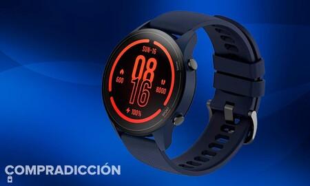 De nuevo a precio mínimo: Amazon tiene el reloj inteligente Xiaomi Mi Watch por sólo 87,99 euros