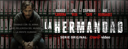 Claro Video estrena su más reciente serie original: 'La Hermandad'