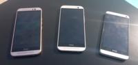 HTC One M9 se deja ver en vídeo junto a sus hermanos mayores