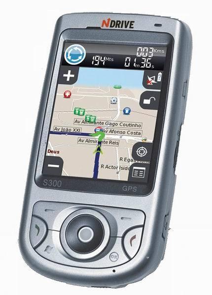 Imagen real en el GPS del móvil con Ndrive