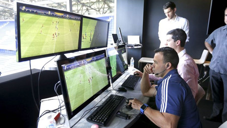 Fifa Video Assistance Referee