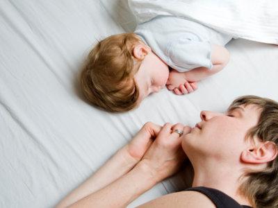 Mis hijos ya no duermen conmigo: conclusiones tras 9 años de colecho
