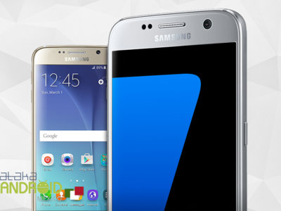 Los Galaxy S7 Exynos y Qualcomm son enfrentados