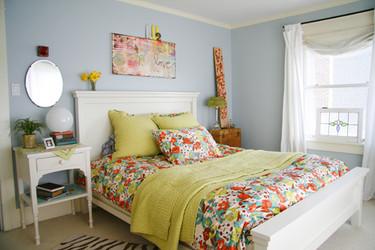 Puertas abiertas: un dormitorio de un viajero