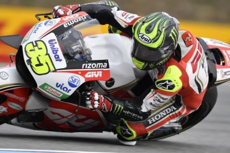 Cal Crutchlow Lcr Honda Motogp Brno 2016 Czech