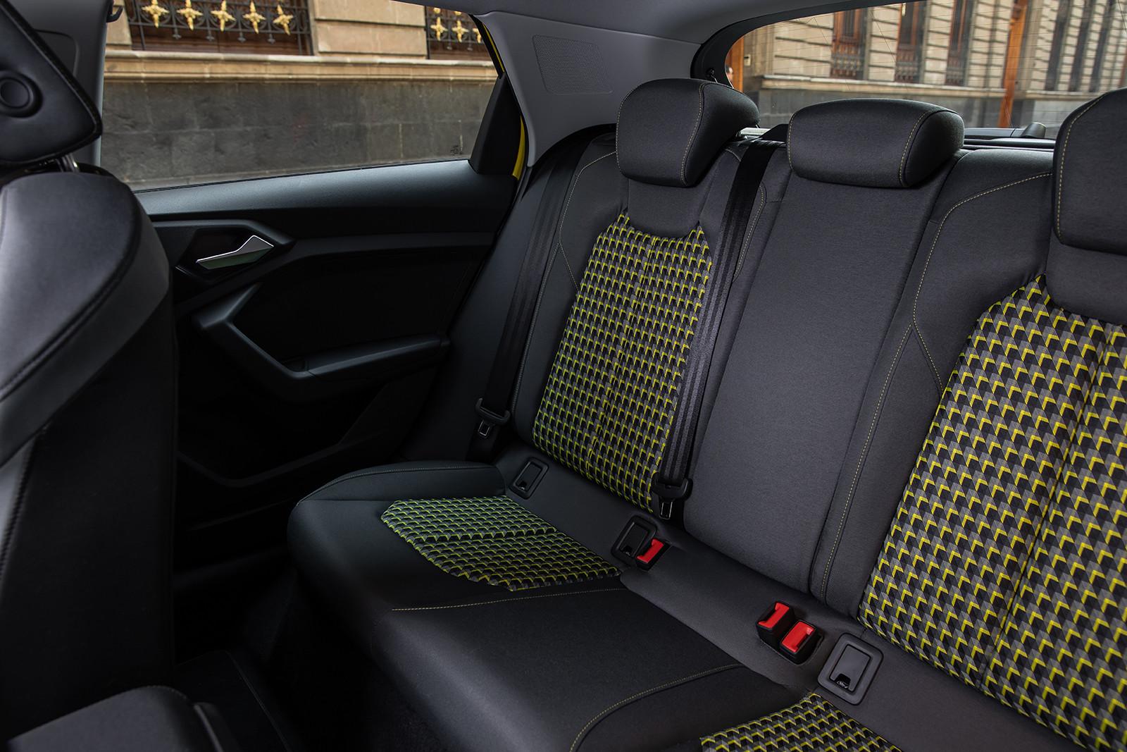 Foto de Audi A1 2020 (lanzamiento) (37/39)