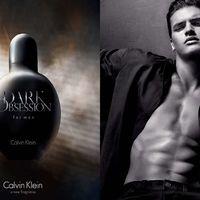 Matthew Terry para Dark Obsession de Calvin Klein