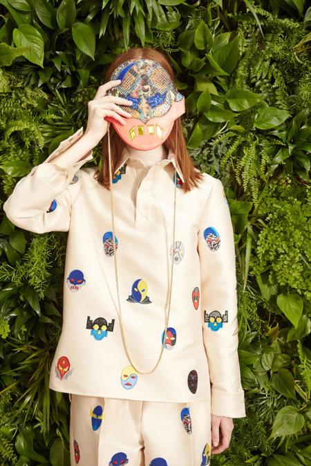 Stella McCartney colección Crucero 2015