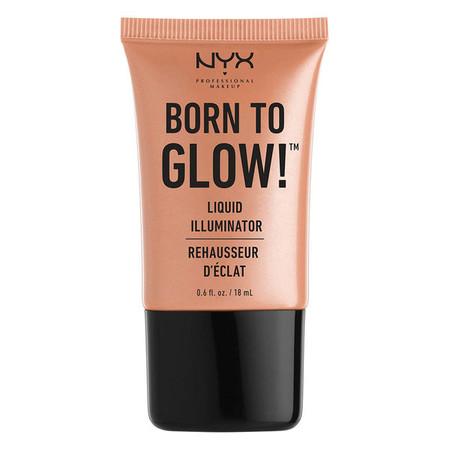 Iluiminador Liquido Born To Glow Nyx