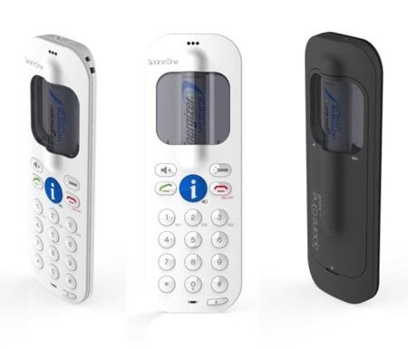 SpareOne es el móvil de los 15 años de autonomía