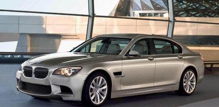 ¿Como sería un BMW M7?