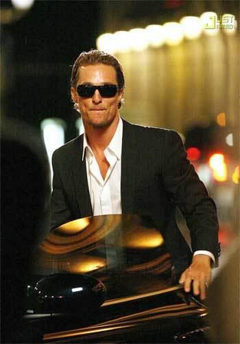 Matthew McConaughey para Dolce & Gabbana