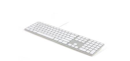 El nuevo teclado Matias para Mac tiene lo que siempre has querido: space gray, numérico, con cable y retroiluminado