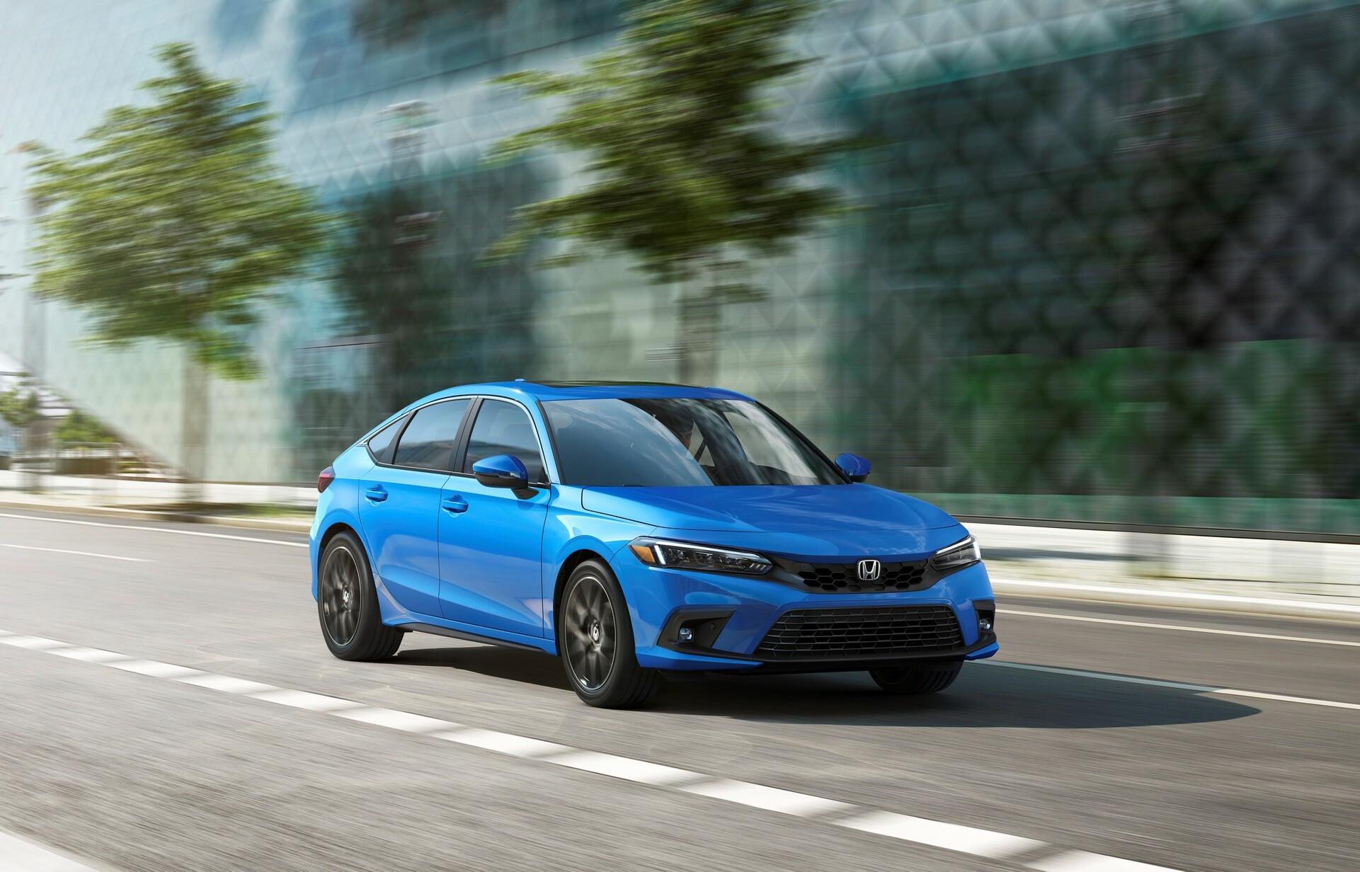 Foto de Honda Civic Hatchback 2022 (4/18)
