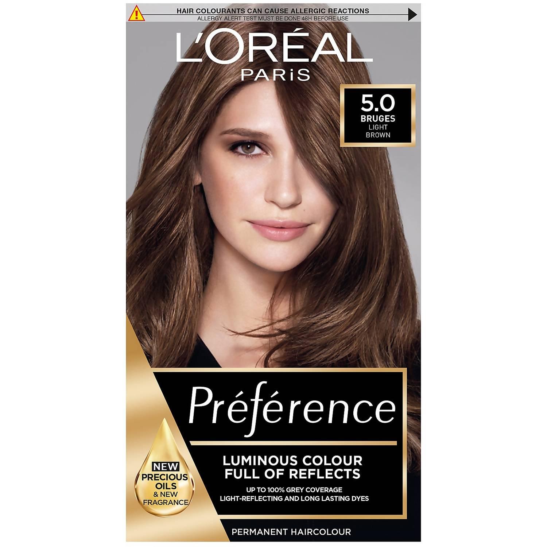 L'Oréal Paris Préférence Infinia Hair Dye