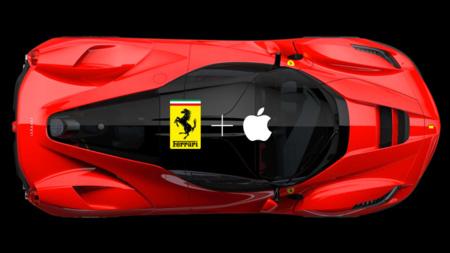 Ferrari en conversaciones con Apple para ampliar su colaboración