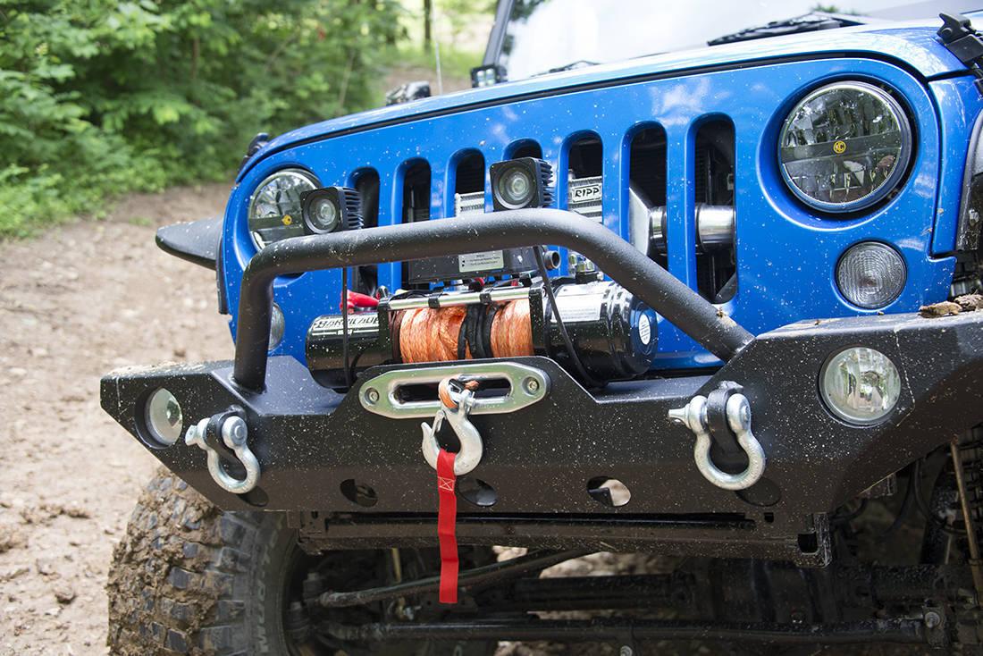Foto de Jeep Wrangler Project Trail Force (12/19)